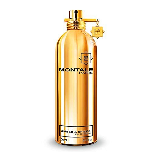 100% Authentic MONTALE AMBER & SPICES Eau de Perfume 100ml Made in France + 2 Montale Samples + 30ml Skincare