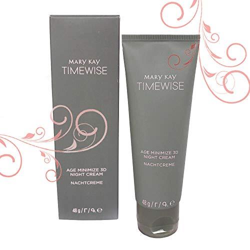 Mary Kay TimeWise Age Minimize 3D Night Cream, Nachtcreme für normale bis trockene Haut 48g Mhd 2021/22 -