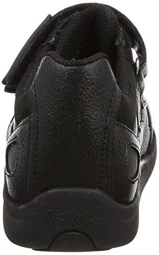 Kickers Moakie Reflex, Allenatori Bambino Nero (Black)