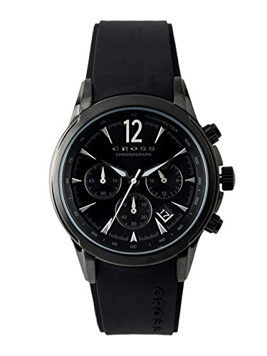 Cross Analog Black Dial Men's Watch - CR8011-05