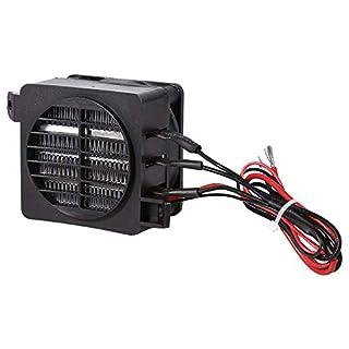 Fdit Air Heater Car PTC Économie d'énergie Chauffe-Vent de Voiture Constante Température Chauffage Élément Chauffe 100 W 12 V