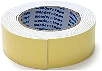WONDER Double Side Foam Tape 2 inch Width,48mmX5 Mtr Set of 2