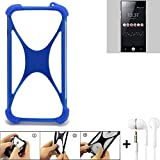 K-S-Trade Mobile Phone Bumper for ID2ME ID1 Silicone