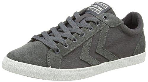 Hummel Deuce Court Canvas Lo, Unisex-Erwachsene Sneakers, Grau (castle Rock), 45 EU / 10.5 UK