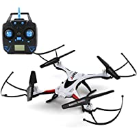 JJRC H20C 4CH 6 Axis Gyro RC Hexacopter Headless Mode Auto-return Drone with 2.0MP Camera and GoolRC 4GB Micro SD Card - Compare prices on radiocontrollers.eu