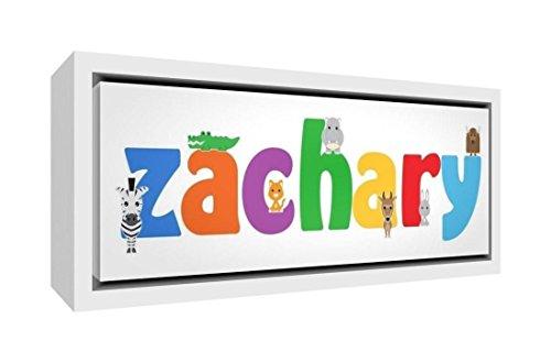 Little Helper Napperon avec Coaster Style Illustratif Coloré avec le Nom de Jeune Garçon Younes