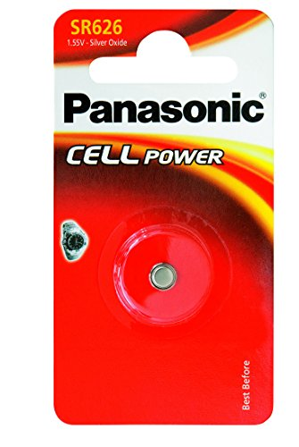 Panasonic SR-626EL/1B Pile Oxyde d'argent