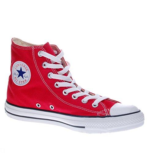 M9621 Converse Chuck (Converse Chucks Schuhe All Star M9621 Farbe: Red Gr. 38)