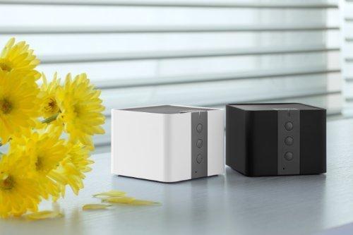 Anker A7908 Mobiler Tragbarer Bluetooth 4.0 Lautsprecher Speaker Boombox mit 4W Treiber & 15-20 Stunden Wiedergabedauer & kristallklarer Klang (Schwarz) -