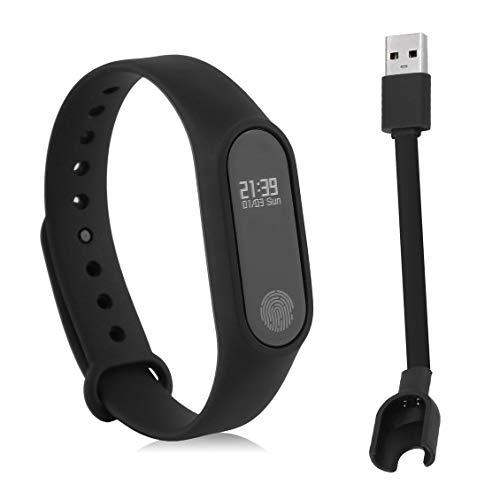 Intelligente Armbanduhr Tragbare Pulsuhr Wasserbeständigkeit Fitness Schrittzähler Multifunktionale Sport Armband