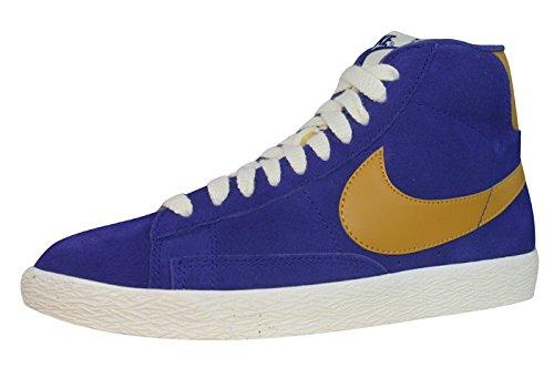 Nike - Blazer mid suede vintage zapatilla/zapato para mujer estilo con cordones