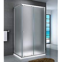 Cabina Doccia Evo Basic.Amazon It Box Doccia 80x100