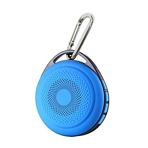 XSCZJL Bluetooth Altavoz Ciclismo al Aire Libre Mini Tarjeta portátil Sonido pequeño...