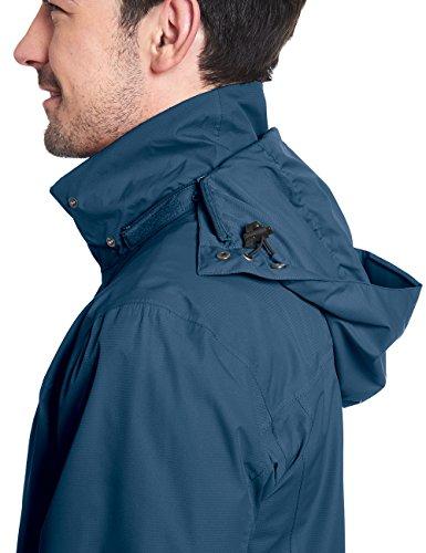 MAIER SPORTS Funktionsjacke Metor M aus 100% PES in 22 Größen, Packaway-Jacke/ Outdoor-Jacke/ Herren Jacke, wasserdicht und atmungsaktiv aviator