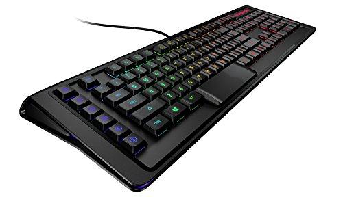 Steelseries Apex M800 - Teclado Gaming (USB, Alámbrico, Negro, Universal, Estándar) -...