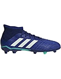new concept a937d db938 adidas Unisex Kids  Predator 18.1 Fg Footbal Shoes