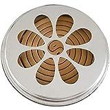 Citronella - Spiral - Metal Holder - 10 pieces