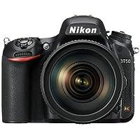 Nikon D750 24.3 Digital SLR Camera (Black) Body