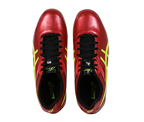 Asics Lethal Speed ST Chaussures De Rugby - AW16 red