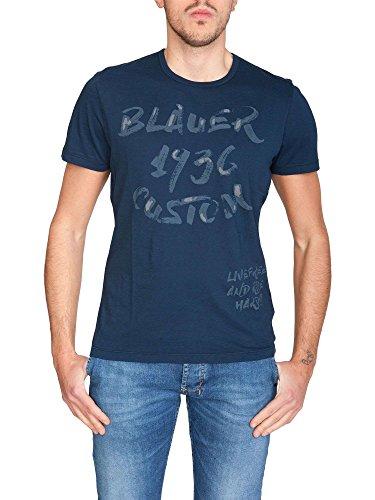 Blauer - Pull - Homme Bleu