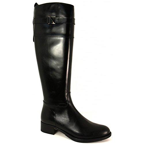 Luis Gonzalo Long Boot - 4308M 37 Black