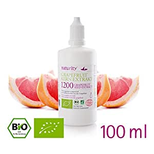 BIO Grapefruit Kern Extrakt 1200 mg 100 ml