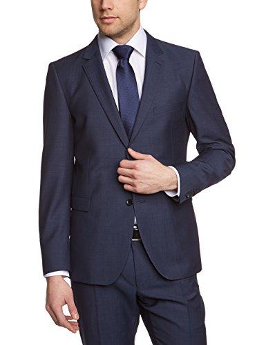 Strellson Premium Herren Anzugsakko 11003386 L-Rick Blau (120)