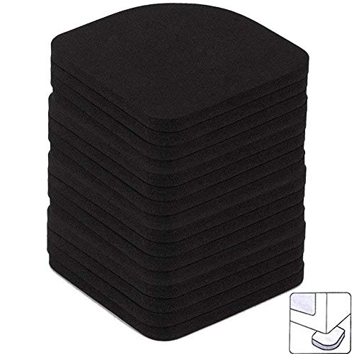 Anti-Vibrations-Pads, INTVN Gummi Stille Füße Pads Waschmaschine Anti-Vibrations-Schock Pads Mat Füße Maschine Anti-Rutsch-Matte, 16 Stück -