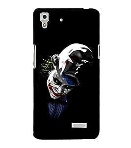 printtech Joker Gotham Back Case Cover for Oppo R7