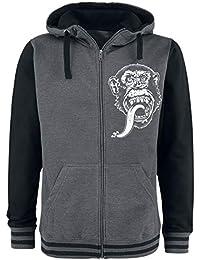 f35cfce48fd507 Amazon.fr   Gas Monkey Garage - Sweats à capuche   Sweats   Vêtements