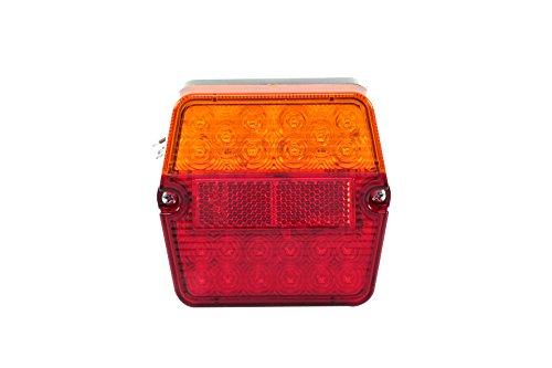 Preisvergleich Produktbild HELLA 2VA 357 023-021 Heckleuchte, LED
