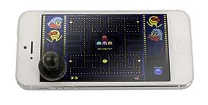 """DURAGADGET Manette / mini joystick portatif en forme de bouton pour Smartphone iPhone 7 / 7 Plus, iPhone 6 et 6s (écran 4,7"""") & iPhone 6 Plus/6s Plus (5.5"""") d'Apple – la précision ultime pour vos jeux"""