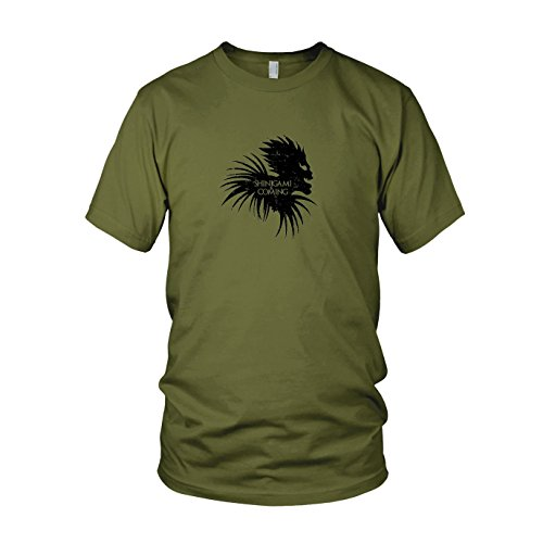 - Herren T-Shirt, Größe: XXL, Farbe: army ()