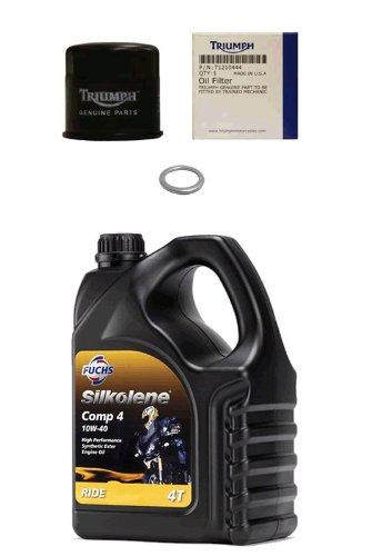 triumph-motorcycle-oil-change-kit-with-genuine-oil-filter-and-sump-bolt-washer-and-silkolene-comp-4-