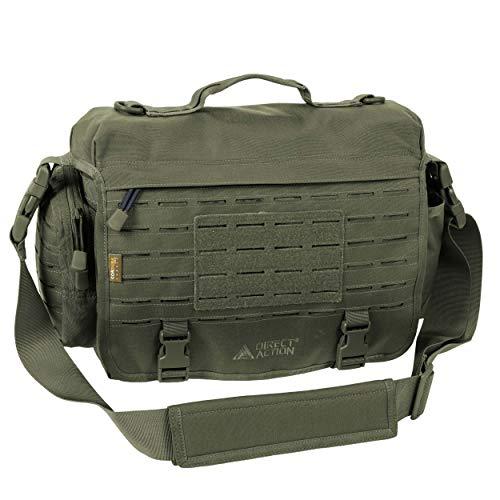 Direct Action MK II Messenger Laptop Office Bag Tasche Olive Green -