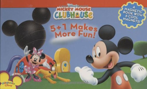 Disney Media Storage (Mickey Mouse Clubhouse 5+1 Makes More Fun (Magnix Books))