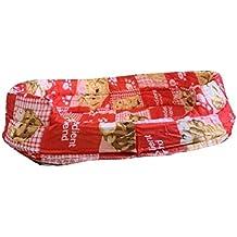 Ducomi® - Fufy - Cama para perros y gatos en tejido Oxford, cuna suave