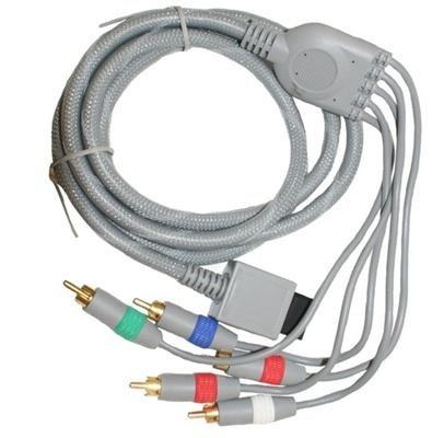 YUV HDTV Komponentenkabel für Nintendo Wii Konsole - RBrothersTechnologie