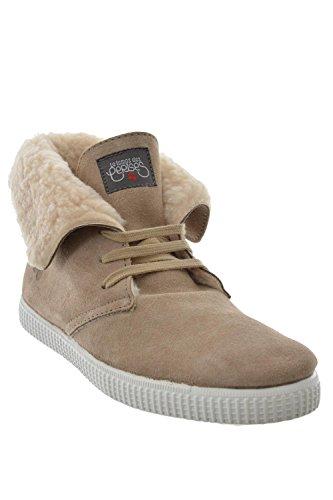 Le Temps des Cerises ,  Sneaker ragazzo, beige (beige), 41