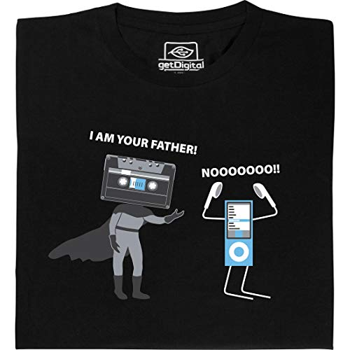 T-Shirt: I am your father für Computergeeks