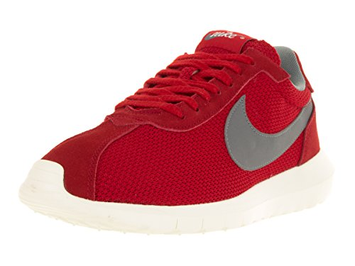 Nike Herren Roshe LD-1000 QS Laufschuhe, Grau, Talla Rojo / Gris / Blanco (Sport Red / Cool Grey-Sail-Volt)