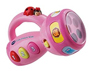 VTech Baby Crazy Colours Torch (Pink)