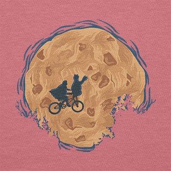 Texlab–Cookie E.T.–sacchetto di stoffa Pink