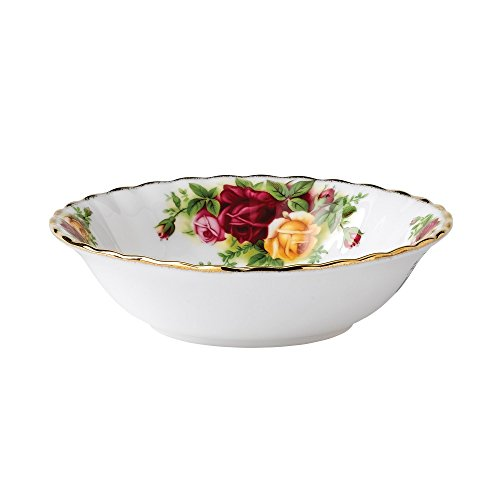 Old Country Roses by Royal Albert 14 cm Fruit Untertasse Old Country Roses Bone China