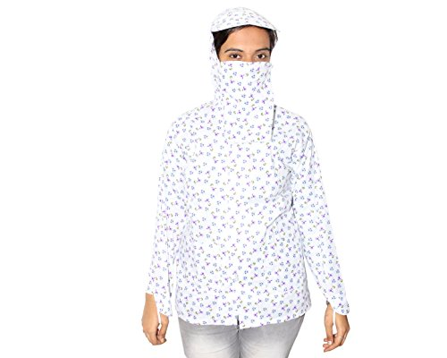 Goodluck-Summer-Mask-Sun-Coat-For-Girls-Important-Note-Print-Design-may-vary-As-per-Stock