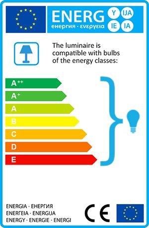 QAZQA Modern 2-flammiger-Set Pendelleuchte / Pendellampe / Hängelampe / Lampe / Leuchte Strijp O schwarz / Innenbeleuchtung / Wohnzimmer / Schlafzimmer / Küche Metall Rund LED geeignet E27 Max. 2 x 40 - 2
