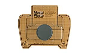MastaPlasta Leder-Reparaturflicken, selbstklebend, GRAU Wählen Sie Größe/Design. Erste Hilfe für Sofas, Autositze, Handtaschen, Jacken usw