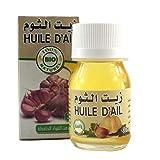 Knoblauchöl 30ml Bio Öl der Knoblauchknolle