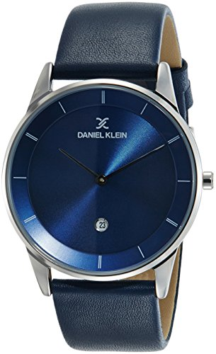 Daniel Klein Fiord-Gents Analog Blue Dial Men's Watch - DK11698-2