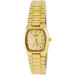 Casio LTP1169N-9A - Reloj de Pulsera Unisex Mujer